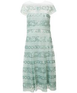 Tadashi Shoji | Sequinned Lace Dress