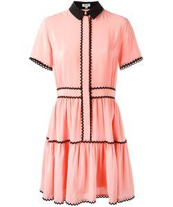 Kenzo | A-Line Shirt Dress 34 Silk