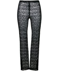 Stella Mccartney | Lace Trousers 38