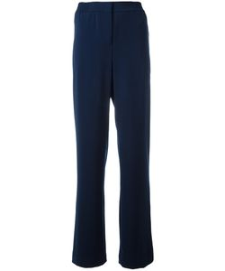 Akris | High-Waisted Palazzo Pants 42 Polyamide/Polyurethane/Viscose