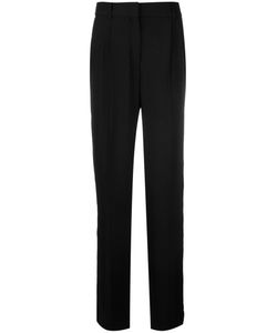 Tom Ford | High-Waisted Trousers 38 Acetate/Silk
