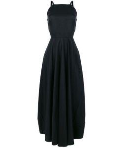 spaghetti strap shift dress - Black Andrea Ya'aqov VmjwwT77M