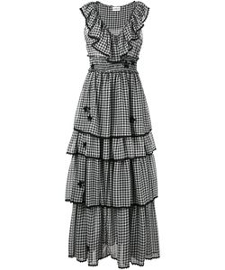 Ainea | Layered Gingham Dress 40