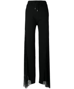 Mcq Alexander Mcqueen | Lace Panel Palazzo Pants