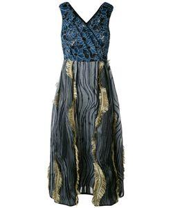 Antonio Marras | Платье С Бахромой
