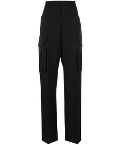 Rick Owens | Cargo Trousers 40 Viscose/Virgin Wool
