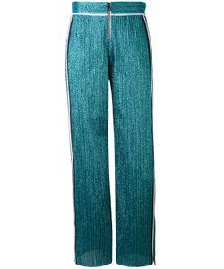 Aviù | Lurex Side-Stripe Trousers 44