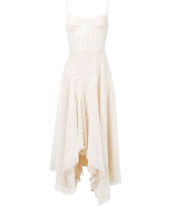 Alexander McQueen | Sleeveless Crochet Lace Dress