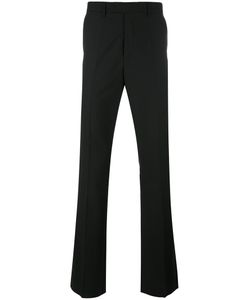 Raf Simons | Slightly Fla Trousers Mens Size 48 Cotton/Virgin Wool