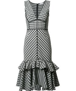 TOME | Sleeveless Gingham Dress 6