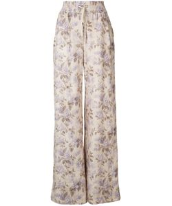 Zimmermann | Wide-Leg Snap Pants