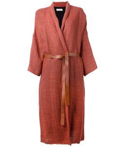 Masscob | Shawl Lapel Cardi-Coat Size