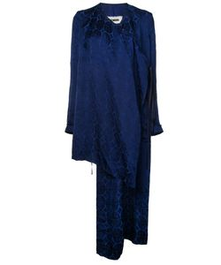 UMA WANG | Открытое Асимметричное Пальто
