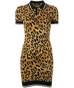 Dsquared2 | Leopard Print Dress Xs