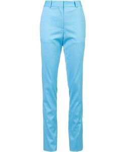 Victoria Beckham | Slim-Fit Trousers 14 Wool
