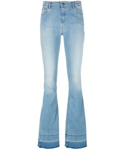 Twin-set | Bootcut Jeans 26 Cotton/Polyester/Elastodiene