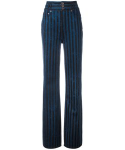 Marc Jacobs | Wide Leg Star Trousers Size 26/30 Cotton
