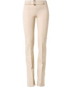 GLORIA COELHO   Straight Trousers M