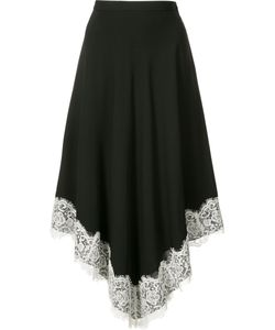 Derek Lam | Lace Detail Pointed Skirt