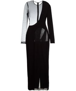 Christopher Kane | Long Cut-Out Dress