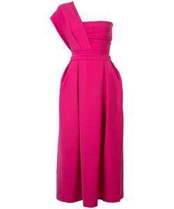 Preen By Thornton Bregazzi | One-Shoulder Evening Dress Size Xs