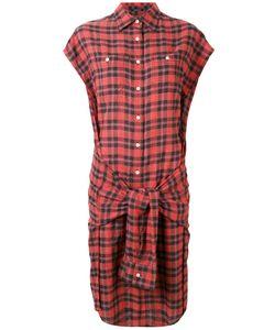 R13 | Wrap Shirt Dress S