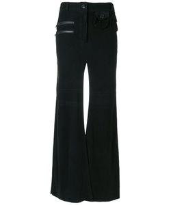 Andrea Bogosian | Suede Maxi Skirt Size Medium