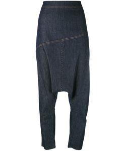 Nostra Santissima | Crop-Drotch Jeans
