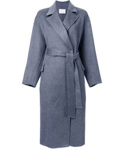 Rito   Belted Single Breasted Coat 38 Cashmere