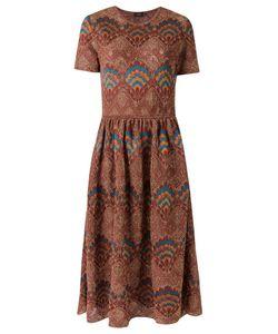 Gig | Knit Midi Dress Medium Viscose/Lurex/Polyamide