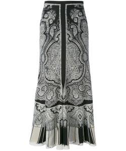 Alexander McQueen | Paisley Skirt