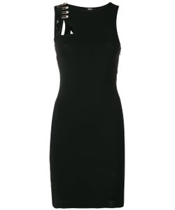 Versus | Jersey Safety Pin Cutout Dress