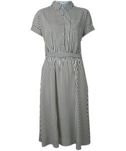 GUILD PRIME | Striped Shirt Dress 34 Polyester