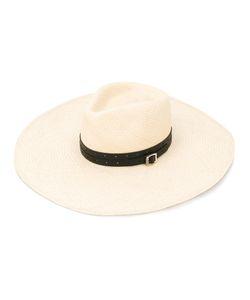 Rag & Bone | Contrast Trim Hat Size Small Calf