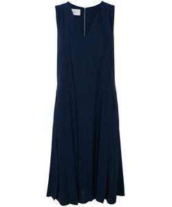 Cedric Charlier | Cédric Charlier V-Neck Dress 40 Polyester