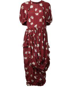 Simone Rocha   Print Dress Size 12