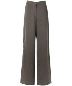 EGREY   Wide Leg Trousers 42 Viscose