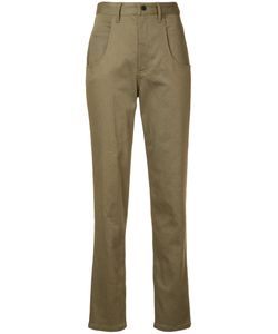 SALLY LAPOINTE | High-Waisted Trousers 4