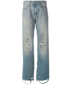 R13   Straight Jeans Size 26