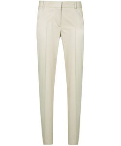 Akris Punto | Fabia Trousers 6 Cotton/Spandex/Elastane