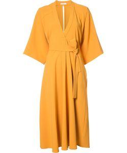 TOME | Kimono-Style Belted Dress 2 Silk