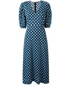Miu Miu | Hearts Print Dress Size 44