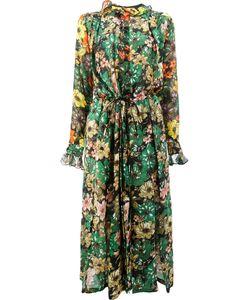 Preen By Thornton Bregazzi | Платье С Цветочным Принтом