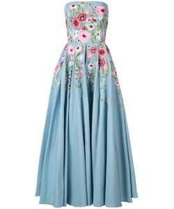 Marchesa Notte | Embroidered Dress Size 12