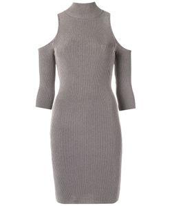 CECILIA PRADO   Knit Cold Shoulder Dress