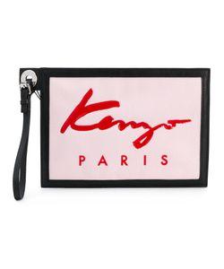 Kenzo | Клатч С Принтом Логотипа