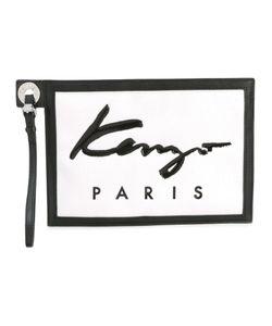 Kenzo | Клатч С Маленьким Логотипом