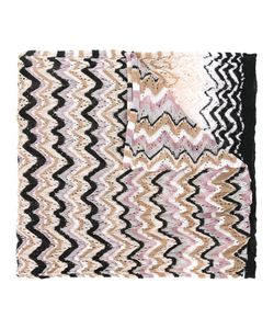 Missoni | Crochet-Knit Scarf