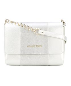 ARMANI JEANS | Two-Tone Shoulder Bag