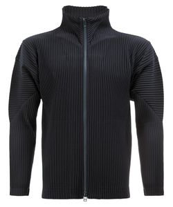 HOMME PLISSE ISSEY MIYAKE | Homme Plissé Issey Miyake High Neck Ribbed Jacket 3